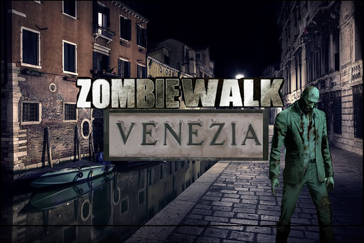 Zombie Walk a Venezia: un pomeriggio di terrore