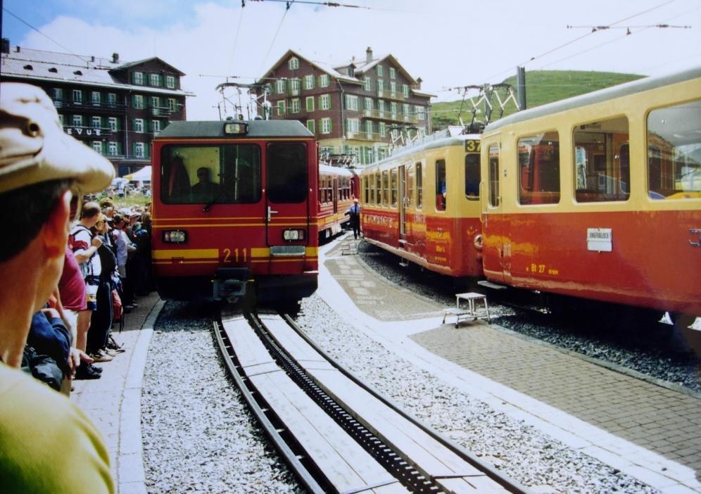 Il Trenino Rosso d'Europa per un viaggio spettacolare
