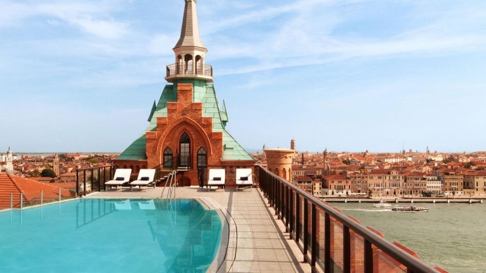 Venezia, aperitivo e cena ammirando un panorama stupendo