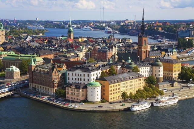 Stoccolma, città d'arte e di divertimento