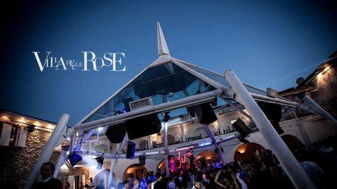 Discoteca Villa delle Rose di Misano Adriatico