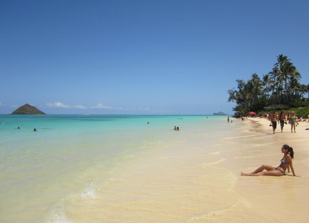 La Spiaggia di Lanikai: un vero paradiso terrestre
