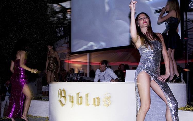 Discoteca Byblos di Misano Adriatico