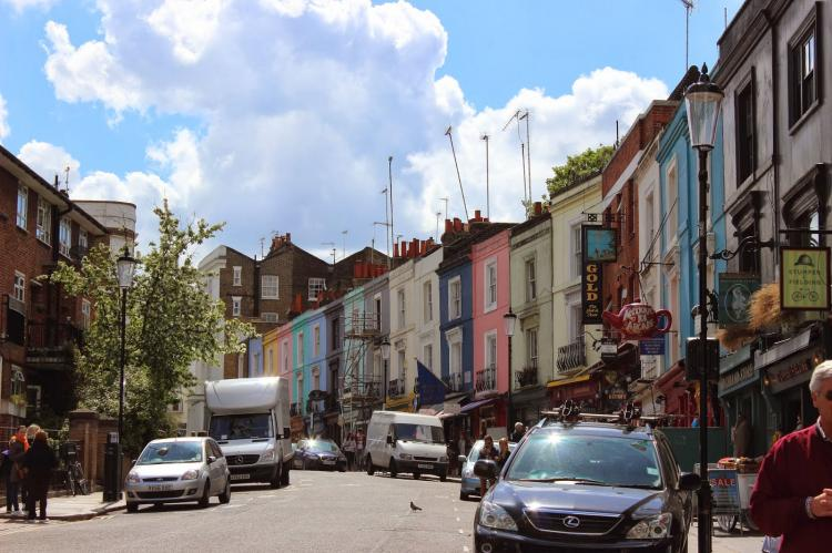 Notting Hill di Londra