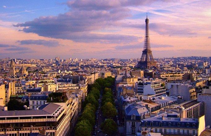 Voli low cost per Parigi