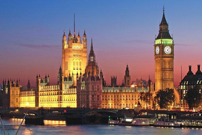 Big Ben e House of Parliament a Londra