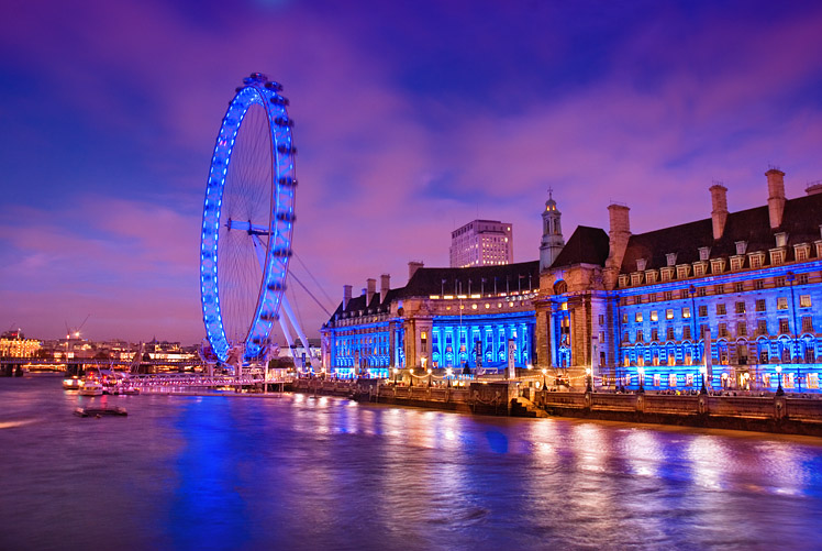 London Eye a Londra