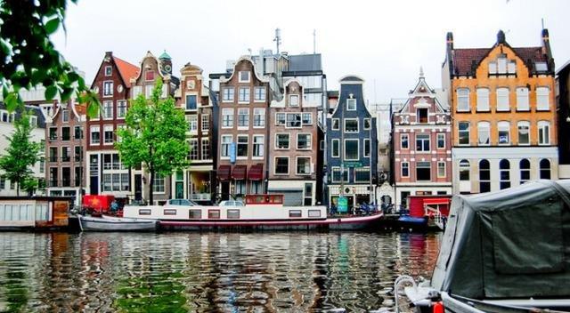 Meteo di Amsterdam