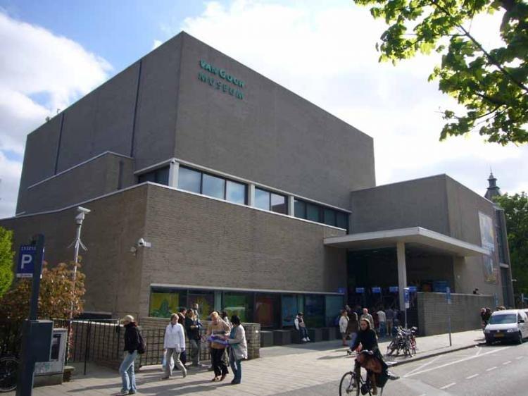 Museo Van Gogh di Amsterdam
