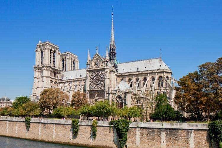 Cattedrale di Notre Dame di Parigi