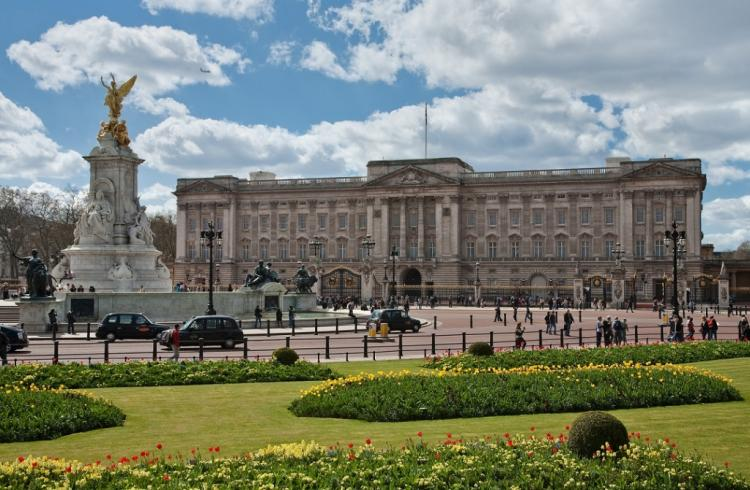 Buckingham Palace di Londra