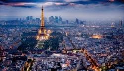 Cartina Turistica Di Parigi.Mappa Con I Monumenti Di Parigi Fidelity Viaggi