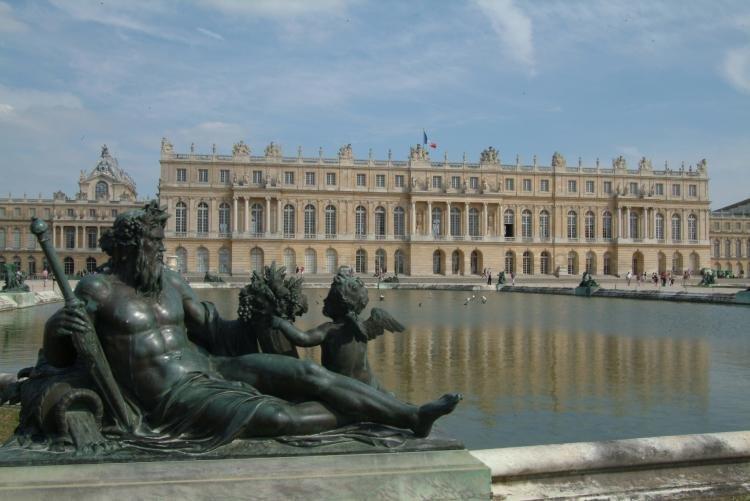Reggia di Versailles a Parigi