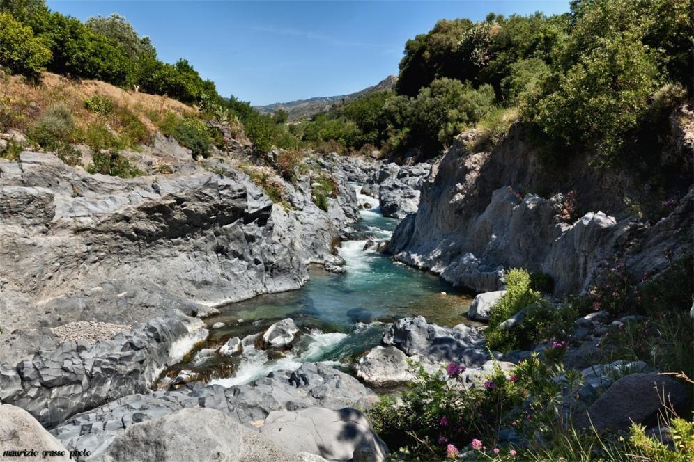 L'Alcantara e il parco fluviale, una meraviglia da visitare