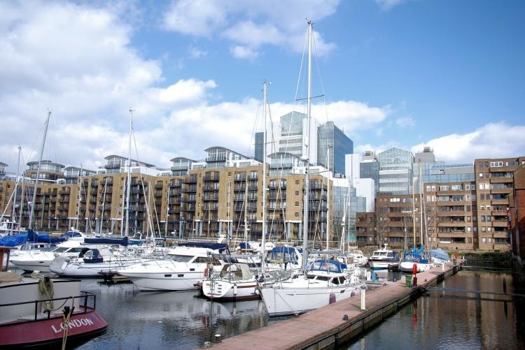 Appartamenti a Londra