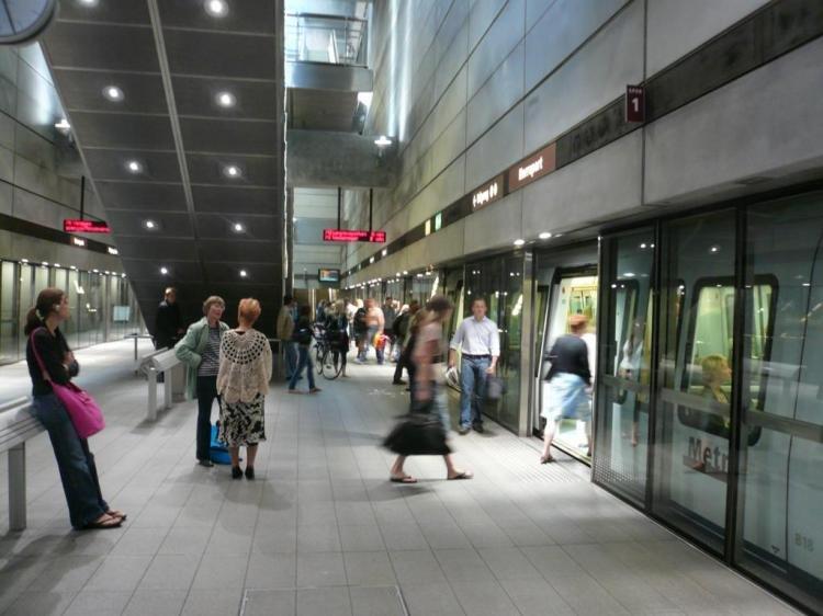 Metropolitana di Copenaghen