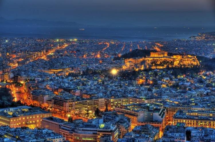Meteo di Atene