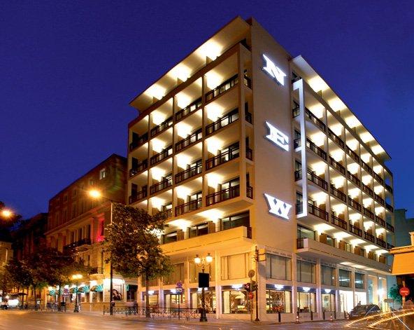 Hotel ad Atene