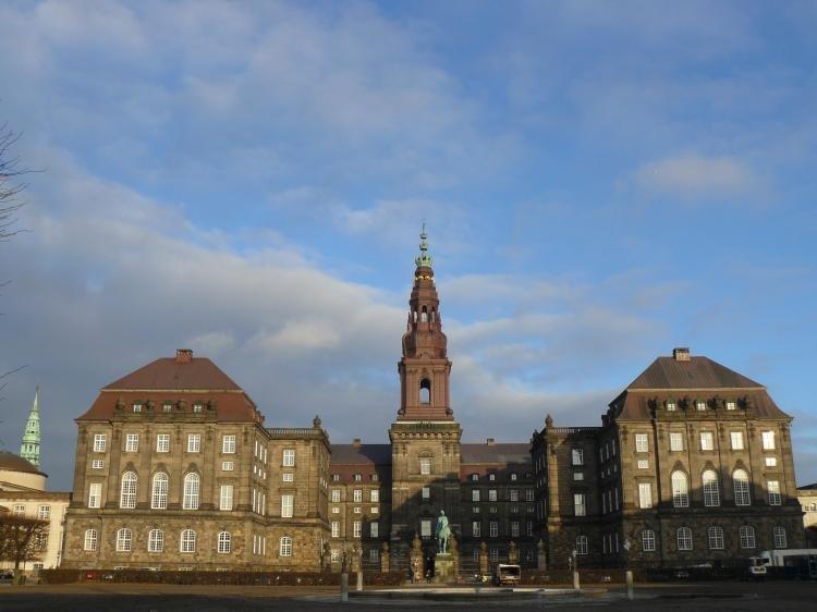 Meteo di Copenaghen