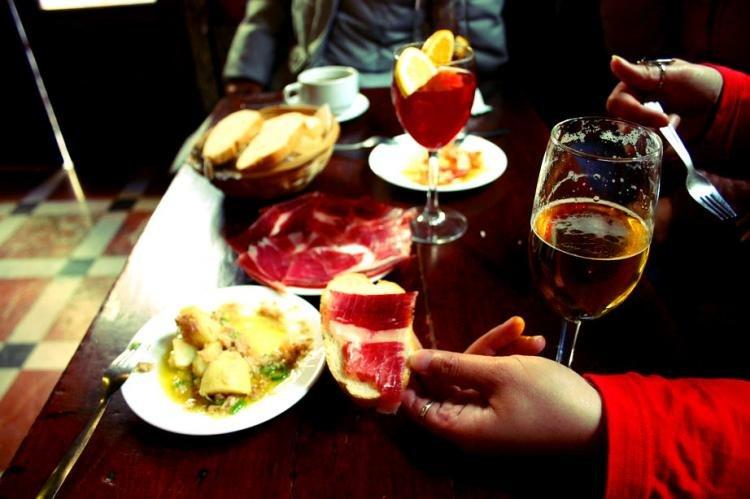 Dove e cosa mangiare a Madrid