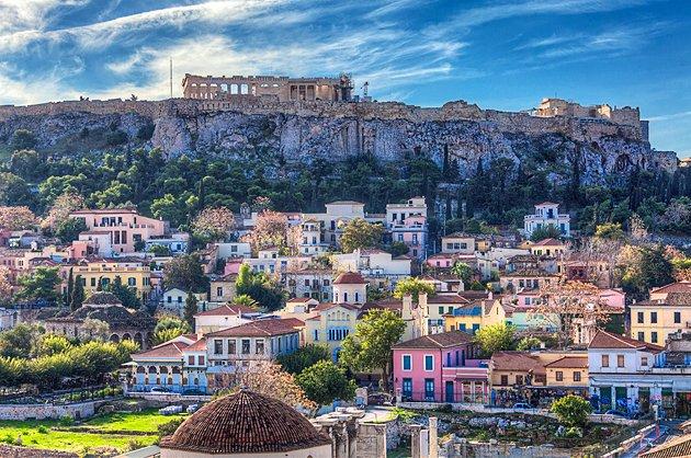 Appartamenti ad Atene