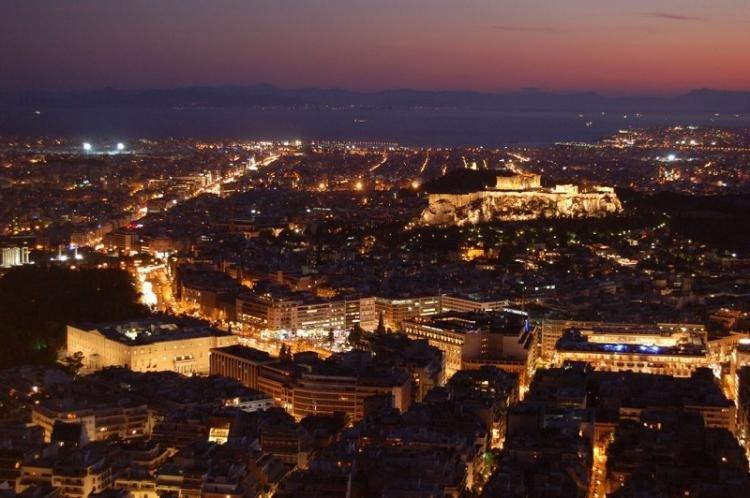 Cosa fare ad Atene di sera