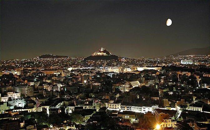 Voli low cost per Atene