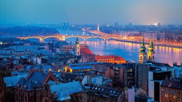 Voli low cost per Budapest