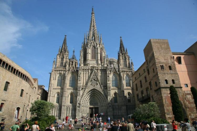 Cattedrale di Sant'Eulalia a Barcellona