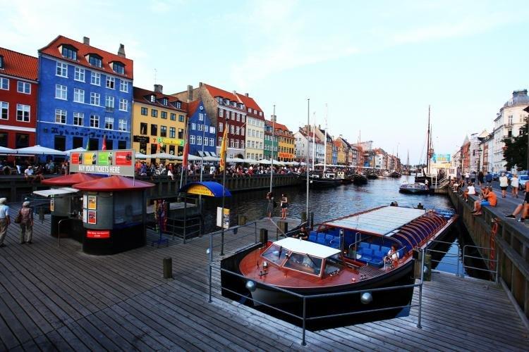 Spostarsi in autobus a Copenaghen