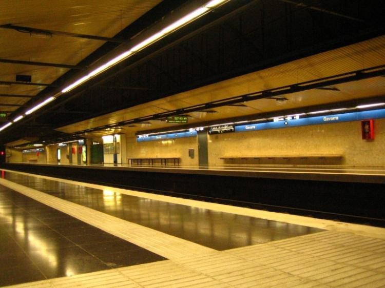 Metropolitana di Barcellona