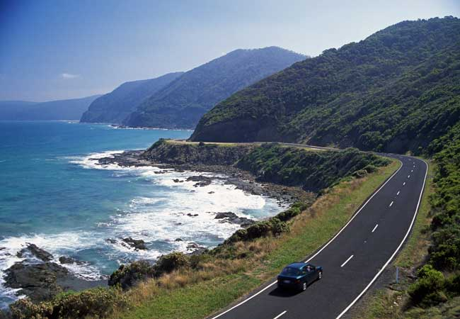 Australia: tour on the road nella regione del Victoria