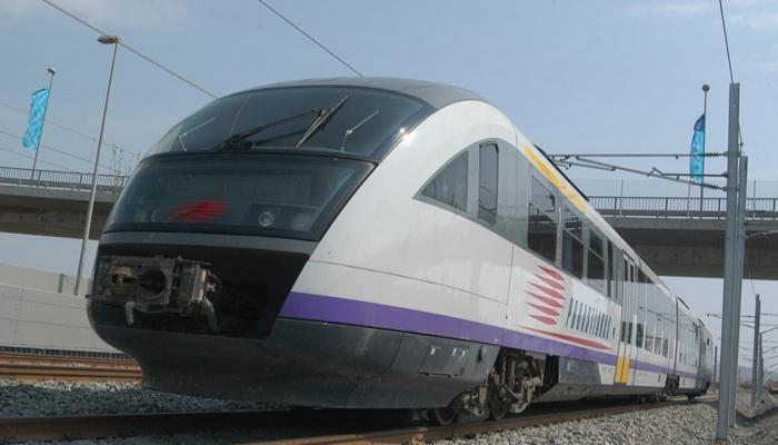 Treni per Atene