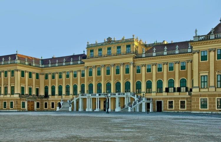 Schönbrunn a Vienna