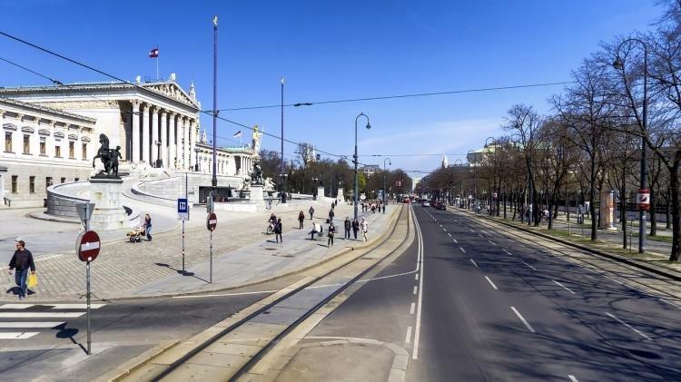 Ringstrasse di Vienna