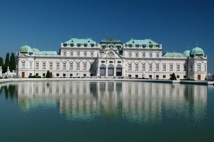 Schloss Belvedere di Vienna