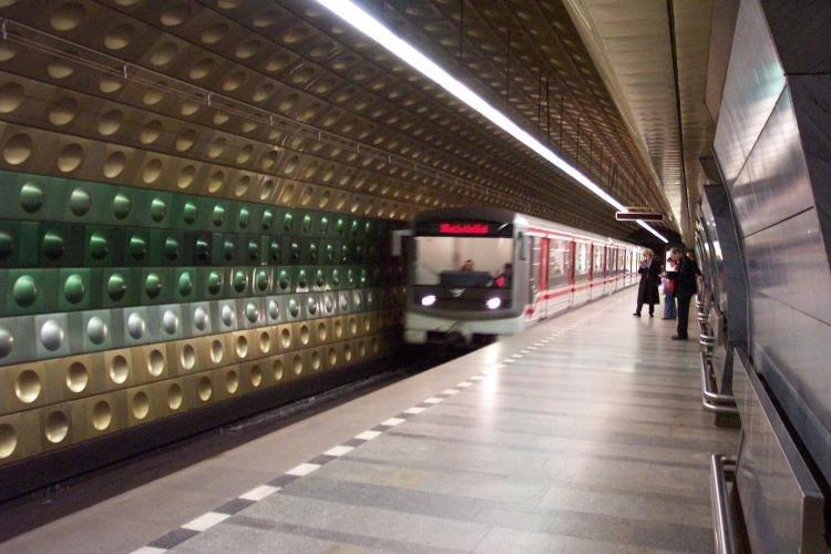 Metropolitana di Praga