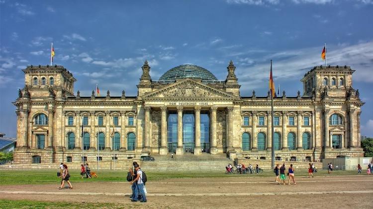 Reichstag di Berlino