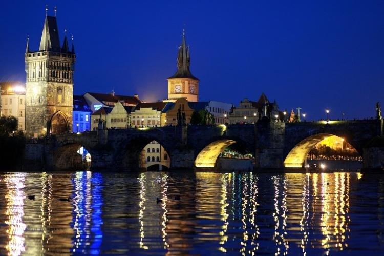 Cosa fare a Praga di sera
