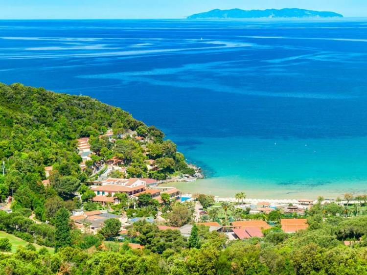 Isola d'Elba: le spiagge