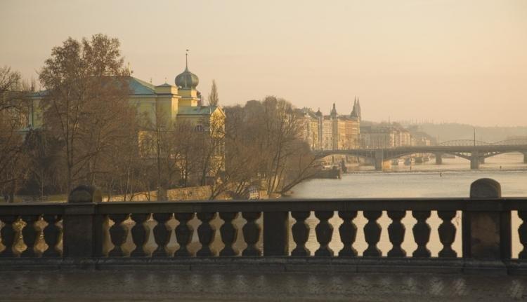 Quartiere Vinohrady di Praga