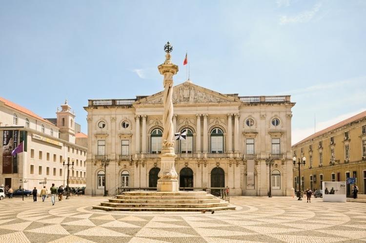 Chiado di Lisbona