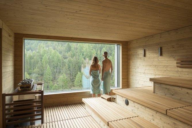 In Svizzera apre il primo ostello con spa e piscina