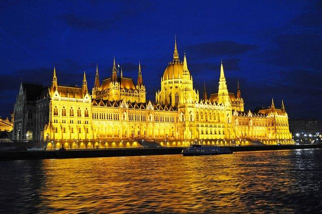 Meteo di Budapest