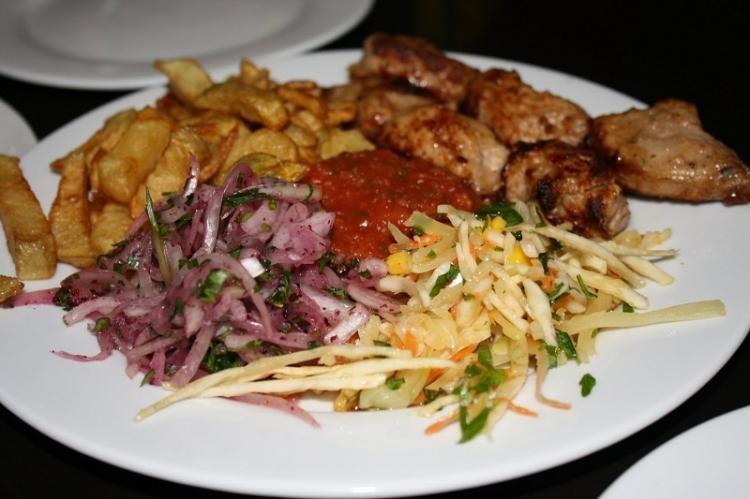 Dove e cosa mangiare a Mosca