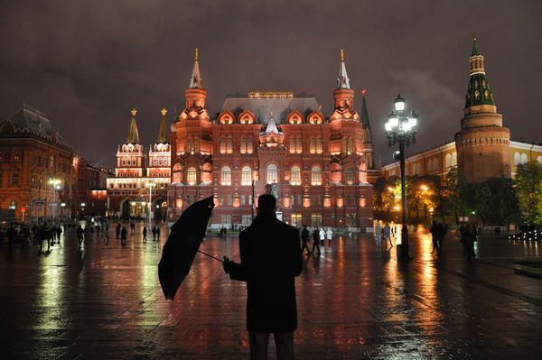 Meteo di Mosca