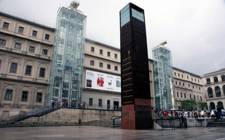 Museo Reina Sofia di Madrid