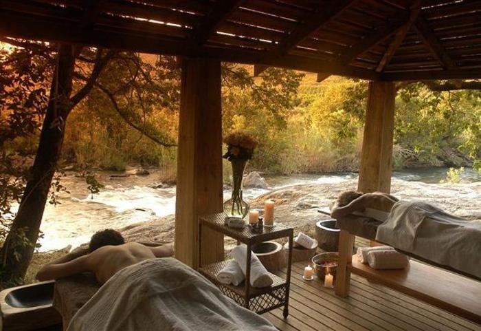 Sudafrica: spa esotiche per un benessere nella natura