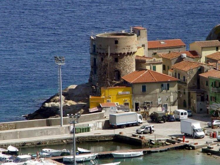 Isola del Giglio: le località da visitare