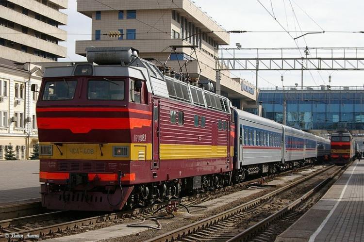 Treni per Mosca